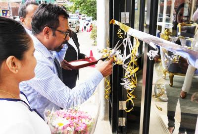 Kohuwala Opening