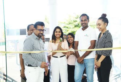 Piliyandala shop opening